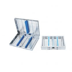 10pc Detached Instrument  Cassette Tray