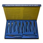 Extraction Forceps For Adult Set of 10pcs