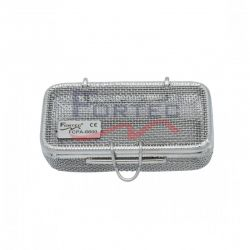 Ultra Micro Mesh Tray with Lid 80mm X 40mm X 20mm