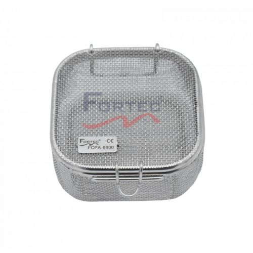 Ultra Micro Mesh Tray with Lid 80mm x 80mm x 40mm