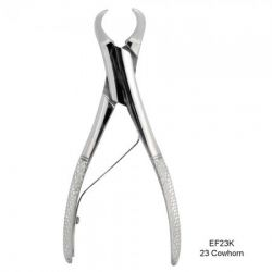 23 Cowhorn Pedo Forceps Lower Primary Molars