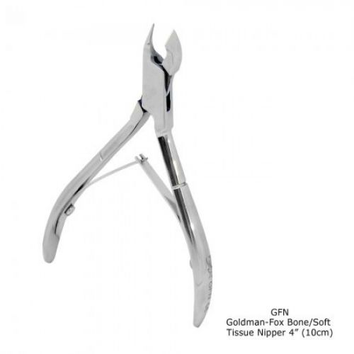 "Goldman-Fox Bone/Soft Tissue Nipper 4"" (10cm)"