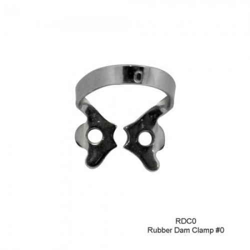 Rubber Dam Clamp #0