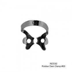 Rubber Dam Clamp #00