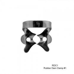 Rubber Dam Clamp #1