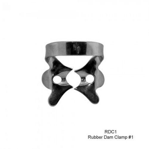 Rubber Dam Clamp #1