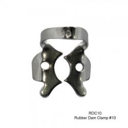 Rubber Dam Clamp #10