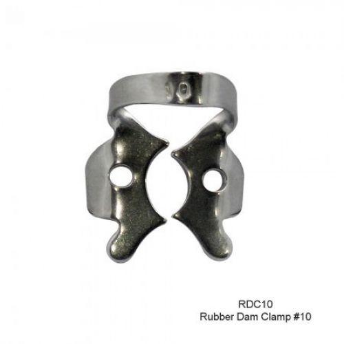 Rubber Dam Clamp #10