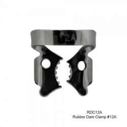 Rubber Dam Clamp #12A