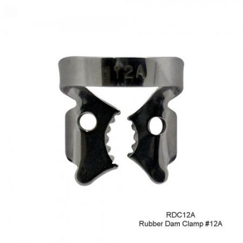 Rubber Dam Clamp #12A