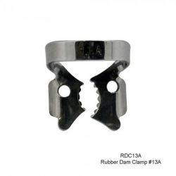 Rubber Dam Clamp #13A