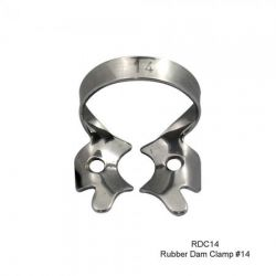Rubber Dam Clamp #14