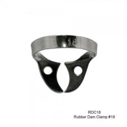 Rubber Dam Clamp #18