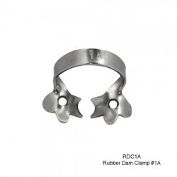 Rubber Dam Clamp #1A