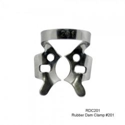 Rubber Dam Clamp #201