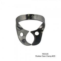 Rubber Dam Clamp #25