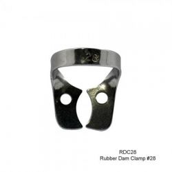 Rubber Dam Clamp #28