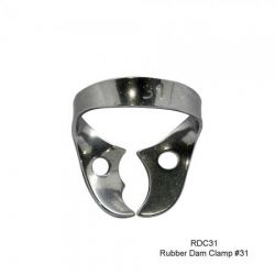 Rubber Dam Clamp #31