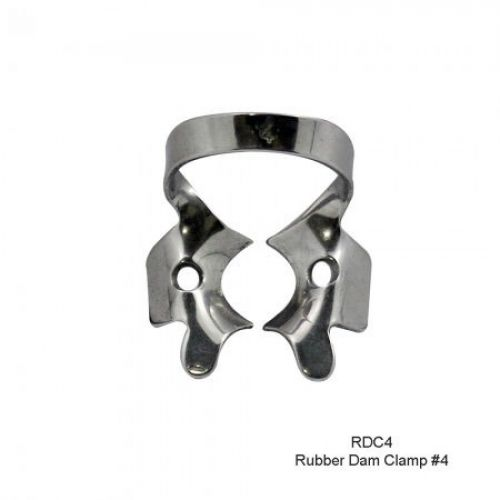 Rubber Dam Clamp #4
