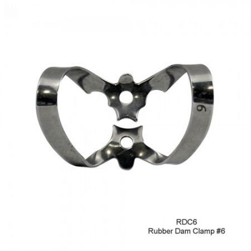 Rubber Dam Clamp #6