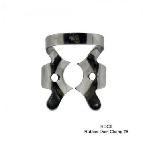 Rubber Dam Clamp #8