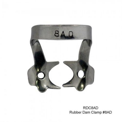 Rubber Dam Clamp #8AD