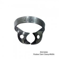 Rubber Dam Clamp #W8A