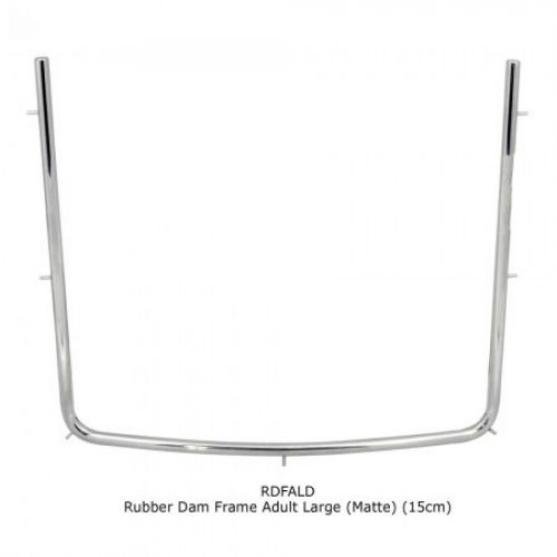 Rubber Dam Frame Adult Large (Matte) (15cm)