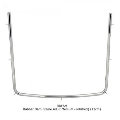 Rubber Dam Frame Adult Medium (Polished) (13cm)