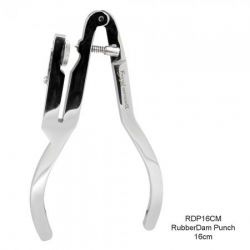 Rubber Dam Punch (16cm)