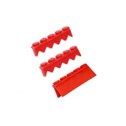 5 pc Instrument Cassette Silicone  3 pkg (1 Compression & 2 Instrument Rails)