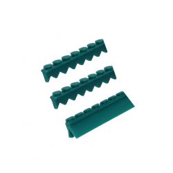 7 pc Instrument Cassette Silicone 3 pkg (1 Compression & 2 Instrument Rails)